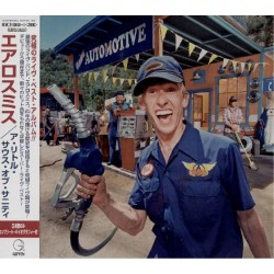 Aerosmith - 2 CD - JAP - Little South Sanity - PROMO
