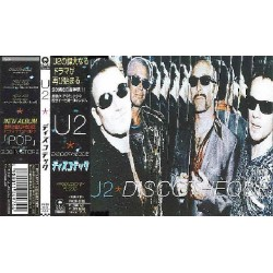 U2 - CD - JAP - Discotheque