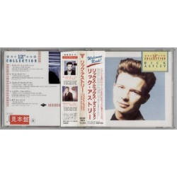 "Astley, Rick - CD - JAP - 12"" Collection"