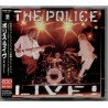 Police - 2 CD - JAP - Live! - SEALED - PROMO