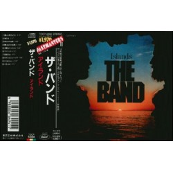 Band, The - CD - JAP - Islands