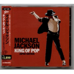 Jackson, Michael - CD - JAP - King of Pop
