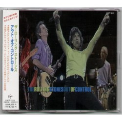 Rolling Stones - CD - JAP - Out Of Control - SEALED - PROMO