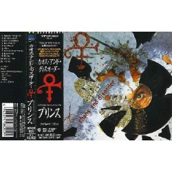 Prince - CD - JAP - Chaos And Disorder - SEALED - PROMO