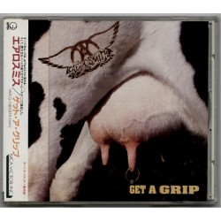 Aerosmith - CD - JAP - Get A Grip - PROMO