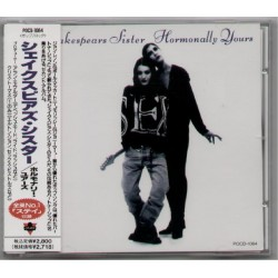 Shakespears Sister - CD - JAP - Hormonally Yours