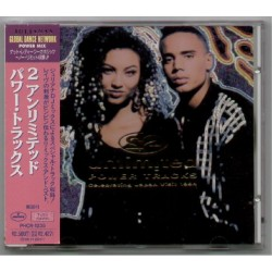 2 Unlimited - CD - JAP - Power Tracks