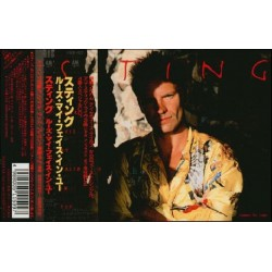 Sting - Police - CD - JAP - Lose My Faith In You - SEALED - PROMO