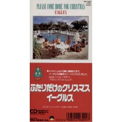 """Eagles - 3"""" CD - JAP - Please Come Home For Christmas"""