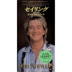 "Stewart, Rod - 3"" CD - JAP - Sailing - SEALED - PROMO"