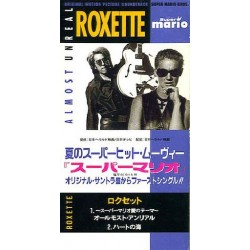 """Roxette - 3"""" CD - JAP - Almost Unreal"""