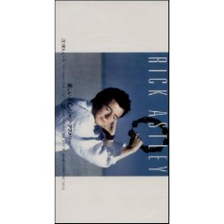 """Astley, Rick - 3"""" CD - JAP - The Ones you Love"""
