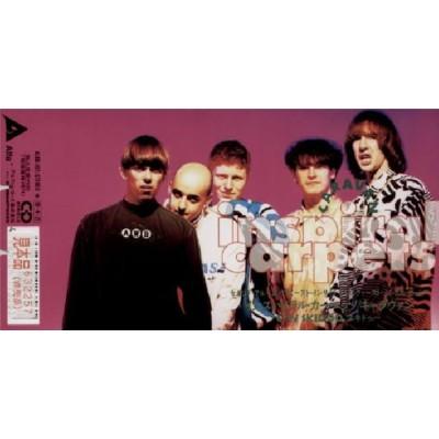 "Inspiral Carpets - 3"" CD - JAP - Caravan - PROMO"