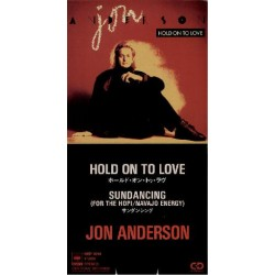 "Anderson, Jon - Yes - 3"" CD - JAP - Hold On to Love"